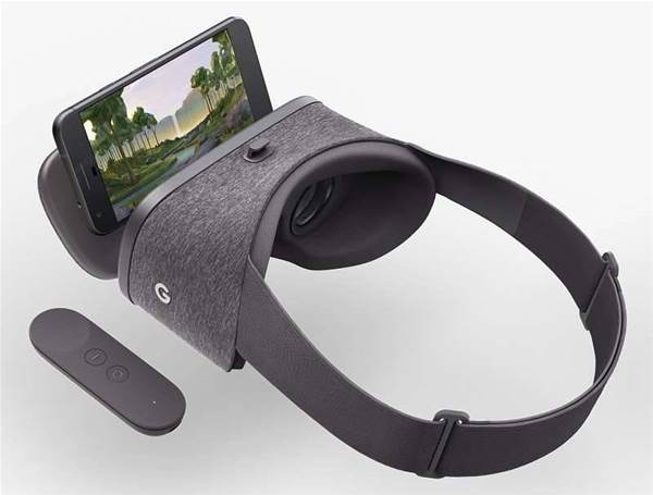 4ddce9fd641d Daydream View review  Google s VR headset for phones - Hardware ...