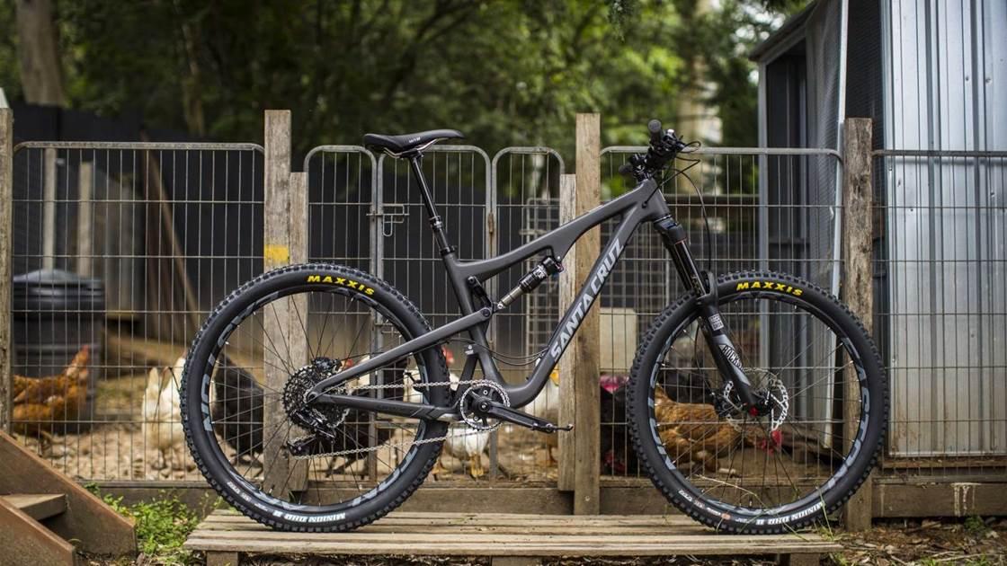 Santa Cruz Bronson 2017 >> Tested Santa Cruz Bronson C Mkii Australian Mountain Bike