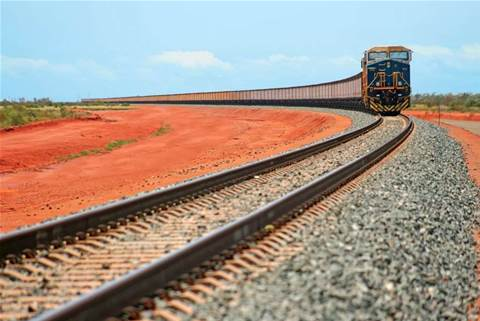 Fortescue to deploy satellite positioning for rail - Hardware