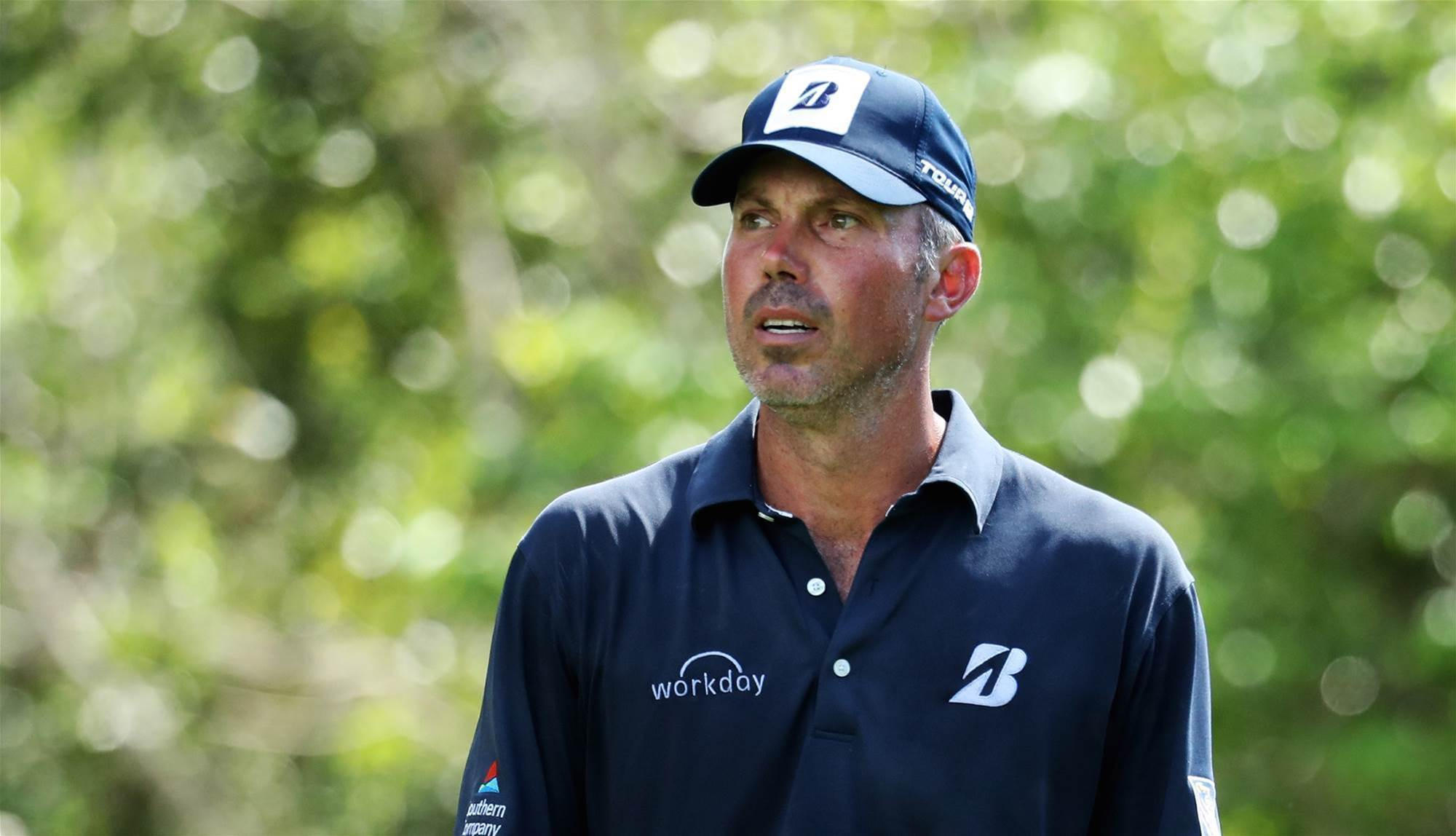 Mad dash throws out Kuchar's Open plans