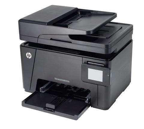 Review: HP Color LaserJet Pro MFP M177fw - Printing - CRN