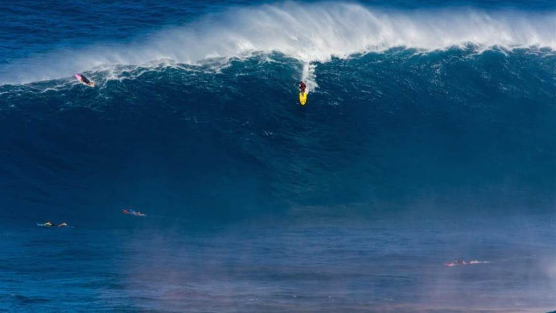 Here Are The Biggest Waves Ridden In The Last Year Tracks