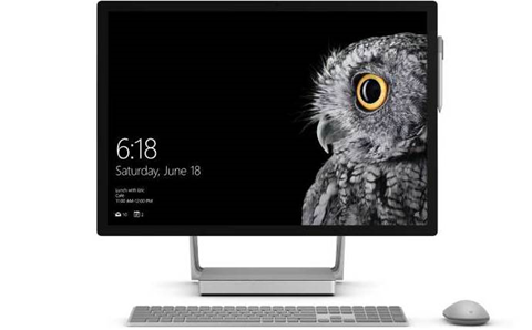 fbdf8dcef Microsoft reveals price and release date for Surface Studio ...