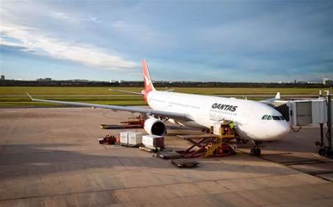 Qantas prepares to move in-flight wi-fi out of trial - Telco