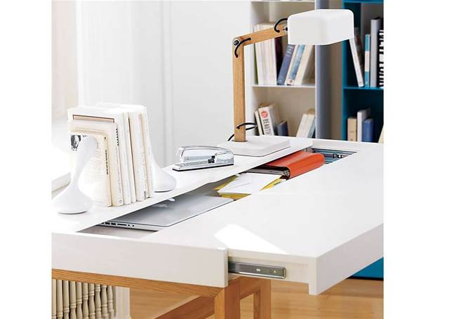 home office simple tuck away desks general business it