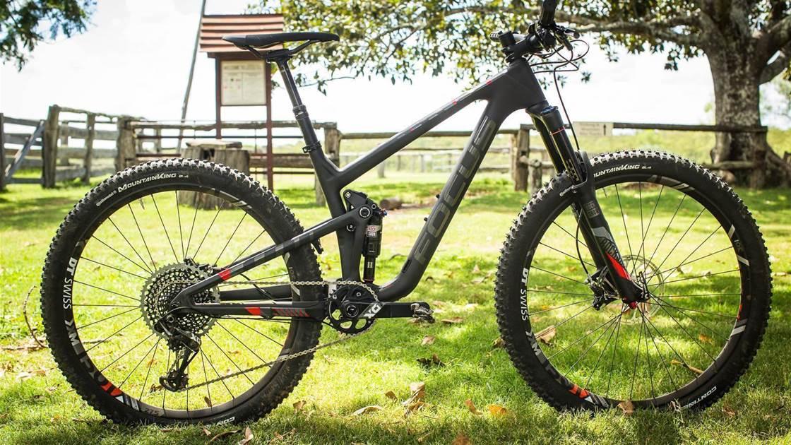 TESTED: Focus Jam - Australian Mountain Bike | The home for