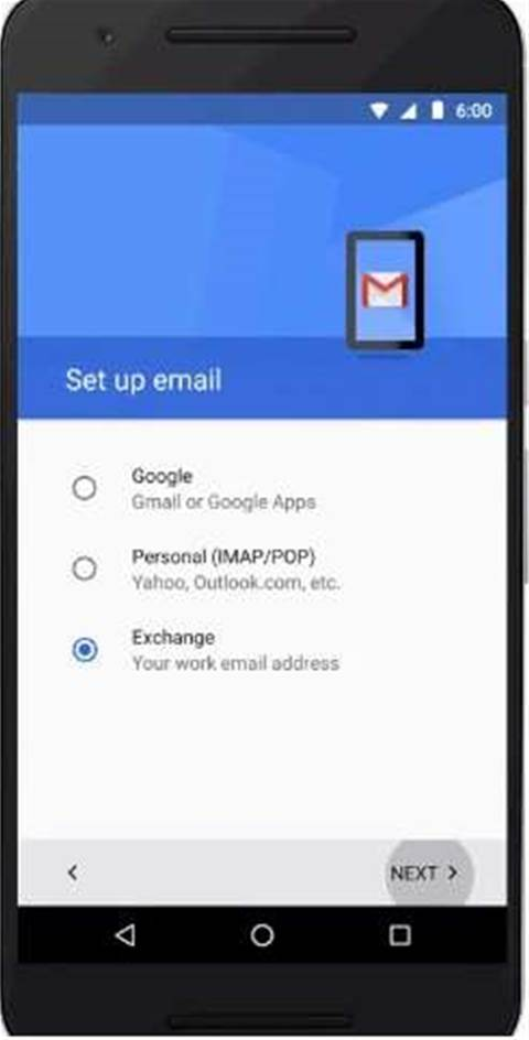 Gmail on Android adds support for Exchange accounts - Software - iTnews