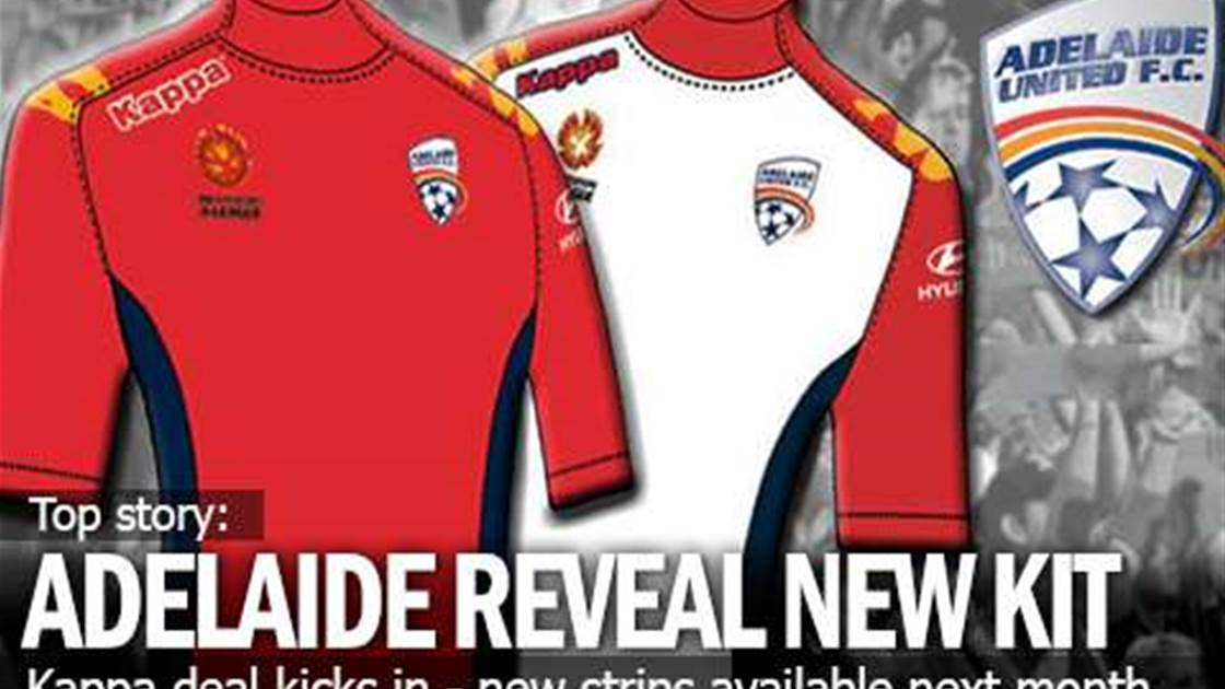 d48062ca1c1 Kappa Unveil New Adelaide Strip - FTBL | The home of football in ...