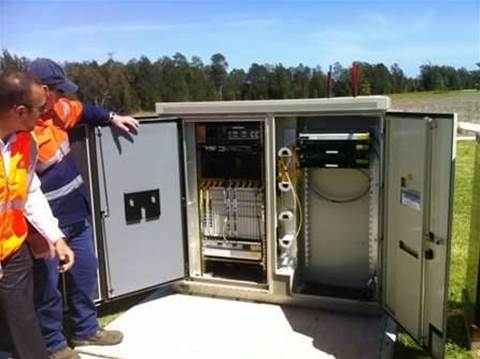 NBN Co moved an FTTN cabinet after users asked to connect - Telco