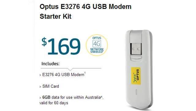 Prepaid 4G broadband: Telstra vs Optus - Services - Business IT