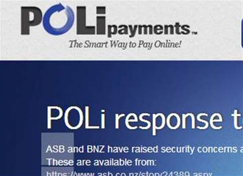 Banks concerned over POLi security - Security - iTnews