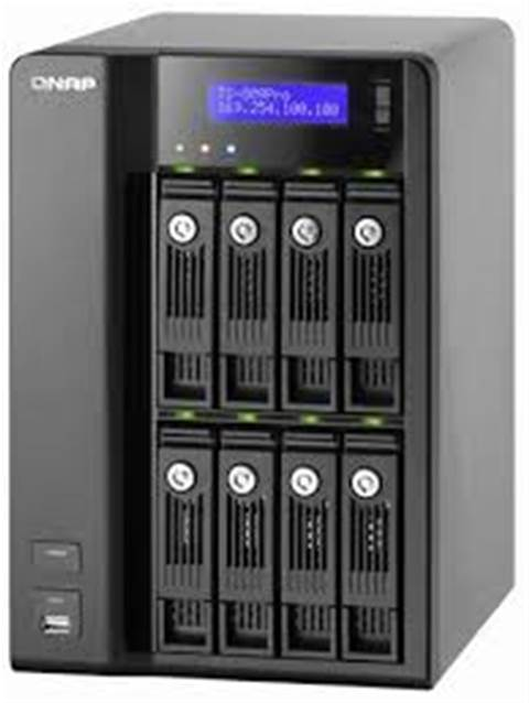 Dicker goes QNAP for SMB storage - Hardware - Data centre - Servers
