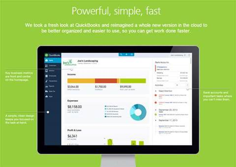 Intuit expands import options for QuickBooks Online
