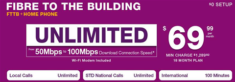 TPG offers $45 monthly wholesale FTTB package - Telco/ISP