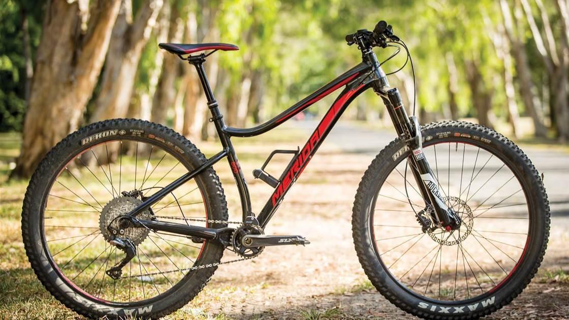TESTED: MERIDA BIG. TRAIL 800 - Australian Mountain Bike | The home ...