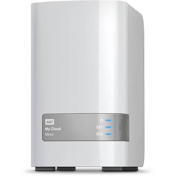 Wd My Cloud Mirror Gen 2 Review Easy Diy Cloud Storage Hardware Business It