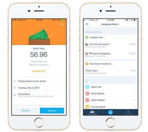Xero launches new expenses, projects and more - Services