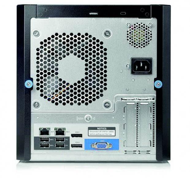 HPE's ProLiant MicroServer Gen10 reviewed - Hardware - Business IT