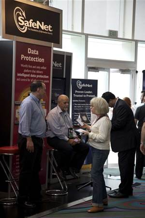 PHOTO GALLERY: On the floor at AusCERT 2010 - Security - iTnews