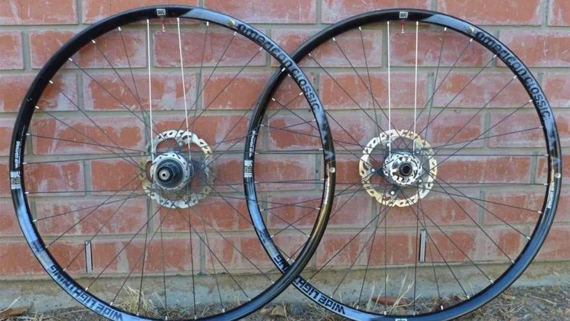 Tested American Classic Wide Lightning Wheels Australian Mountain