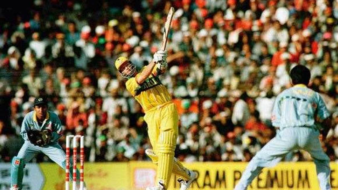 Drinks With Mark Waugh - Cricket - Inside Sport