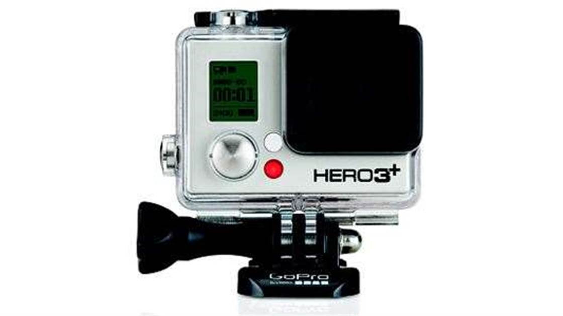 GoPro® Launches HERO3+®. A Smaller, Lighter Evolution of Best ...
