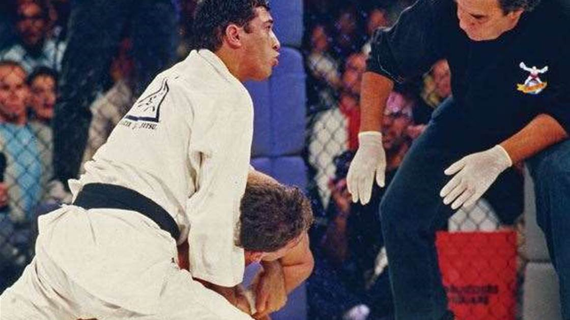 The Gracie family - More Sport - Inside Sport