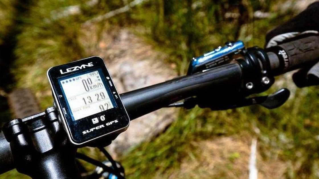 TESTED: Lezyne Super GPS Bike Computer - Australian Mountain Bike