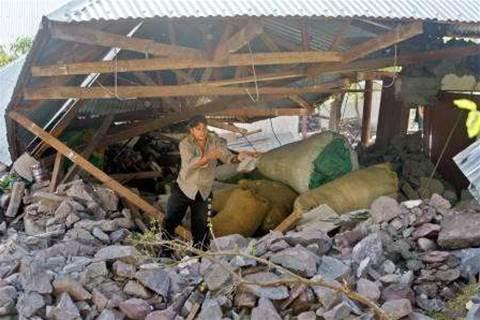 Cyberspace comes to aid of Kashmir quake survivors