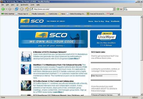 SCO hit by hacker protest - Security - iTnews