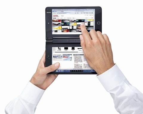 Toshiba Android, Windows 7 slate to take on iPad - Mobility