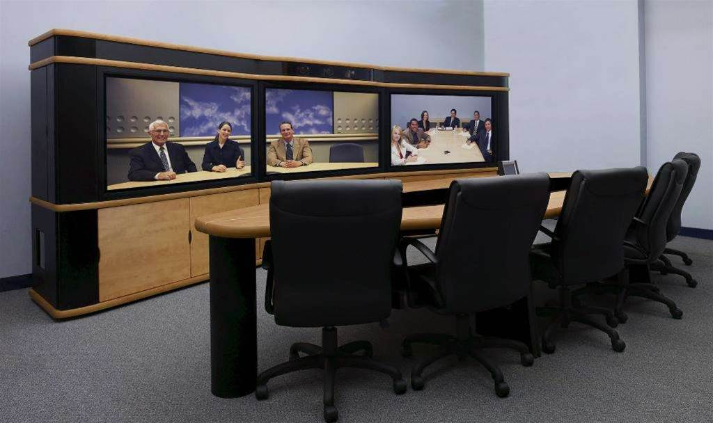 Polycom launches telepresence room rental Collaboration