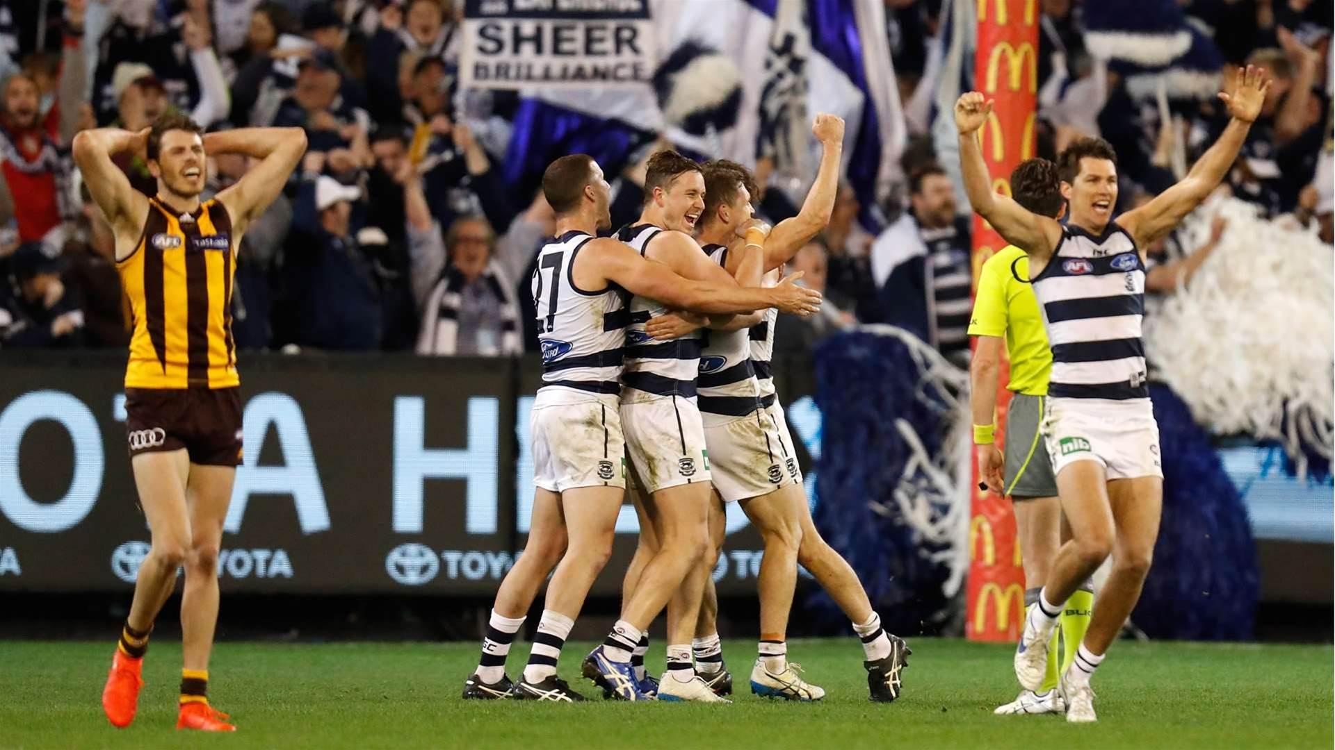 Catwalk to a premiership