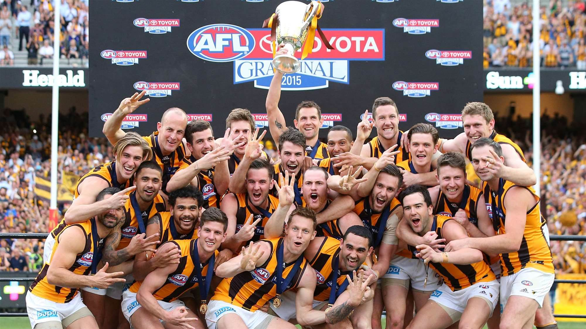 The AFL Gift: how your team stacks up