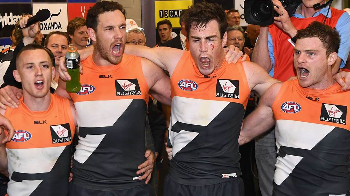 Giant problem for the AFL