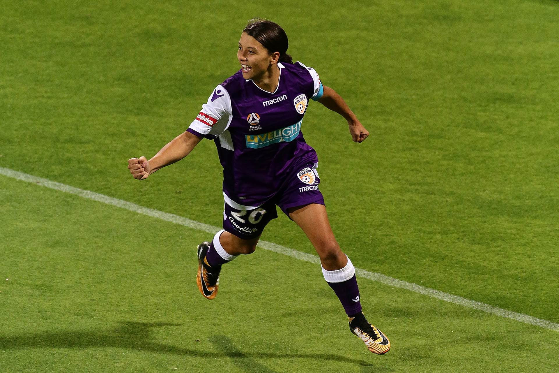Why Women's Football is Having a Moment