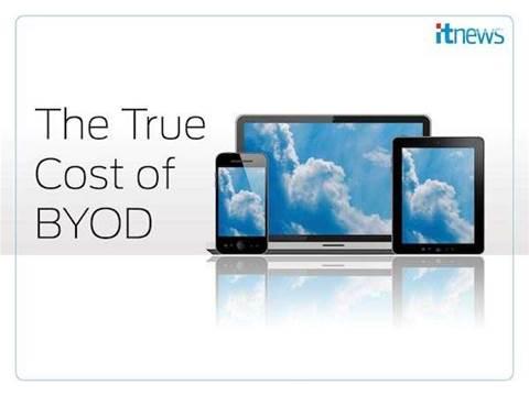 Survey: Enterprise mobility and BYOD