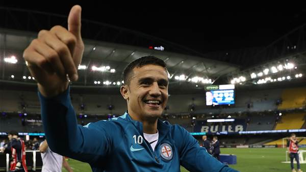 Bring on the Tim Cahill Boo Boys!