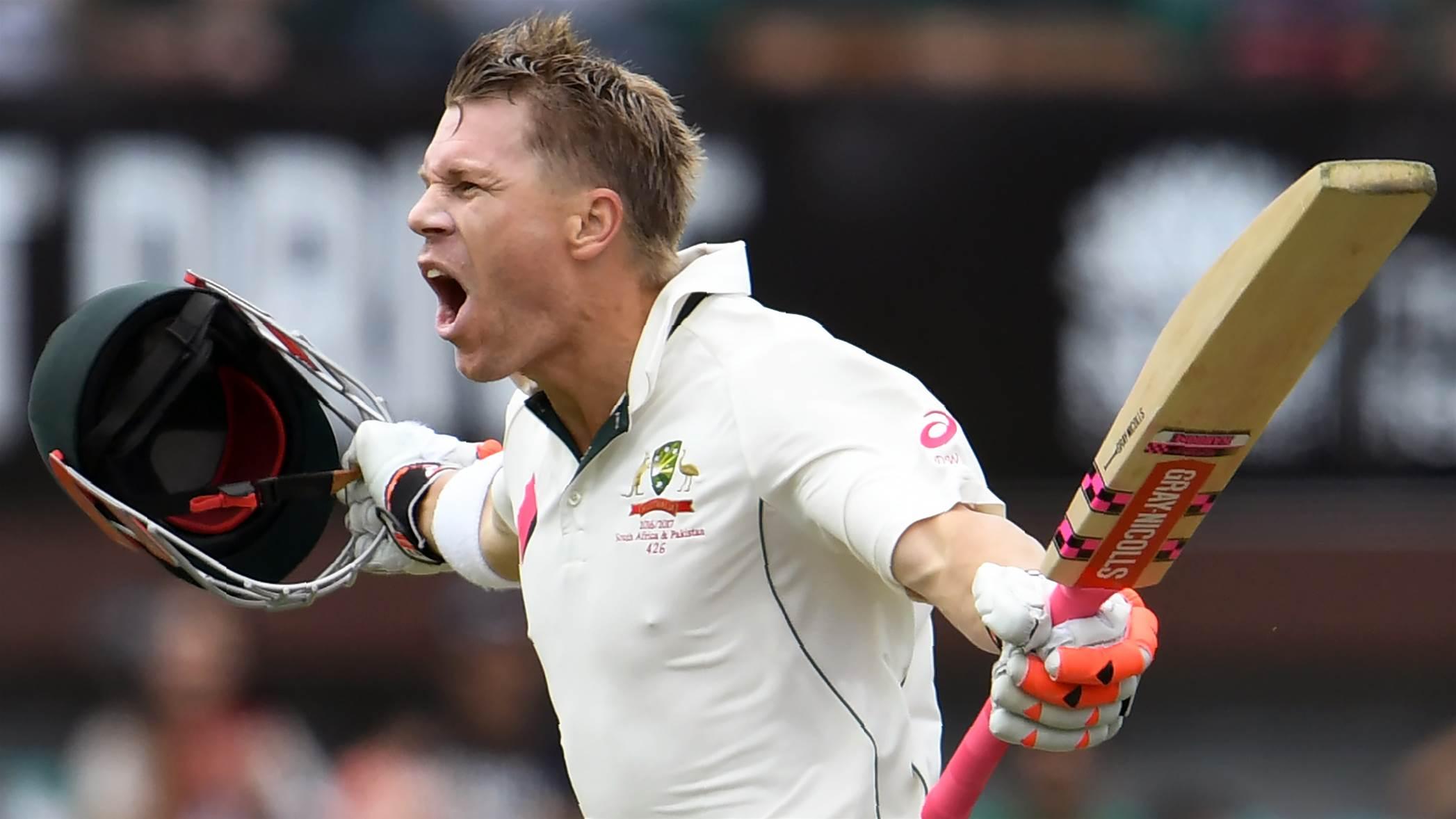 In India, Australia must bat for days