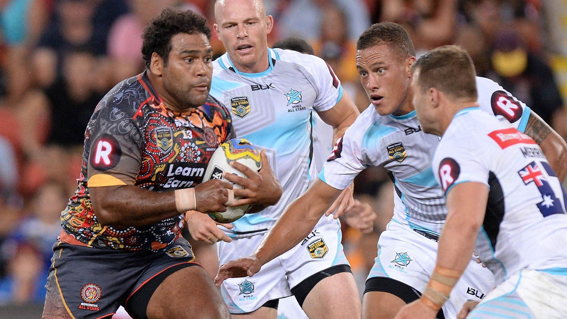 Indigenous All Stars need meaningful rivals