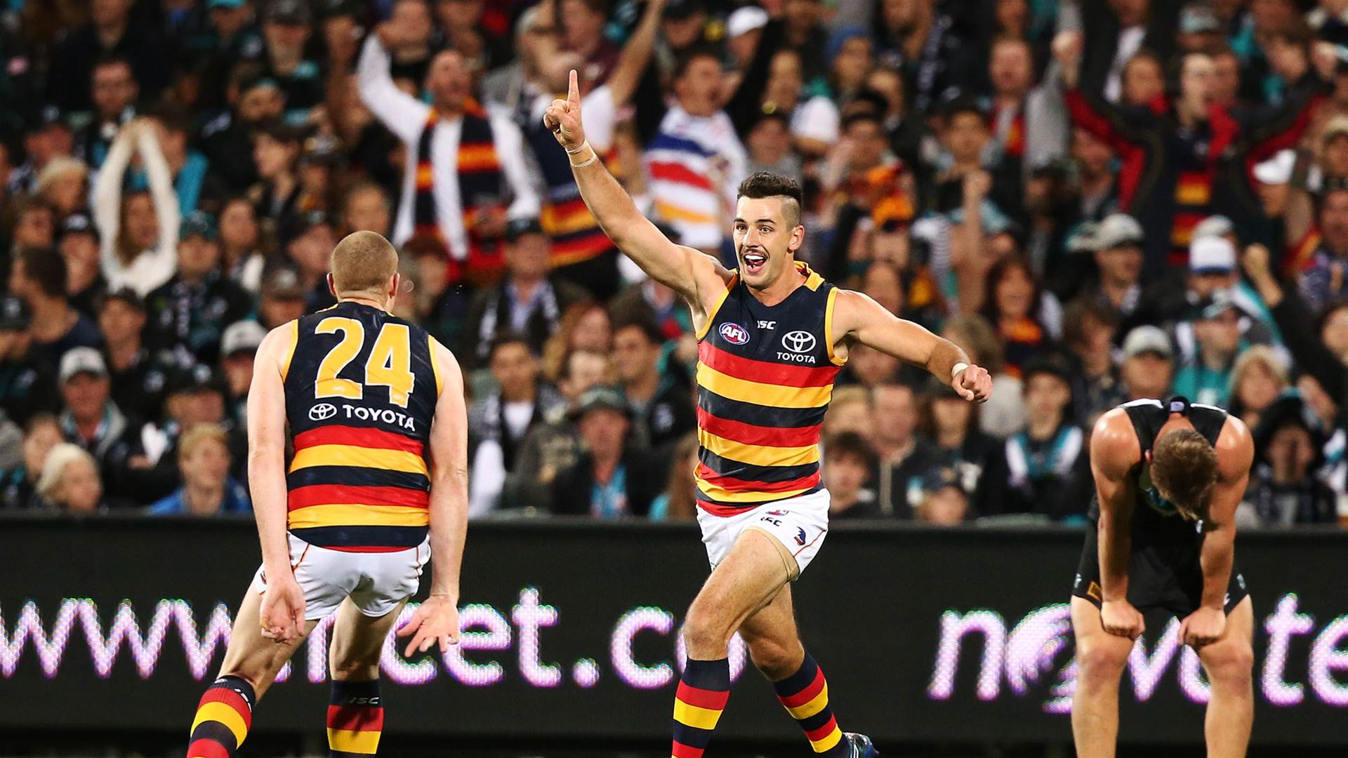 A night out at Adelaide's Showdown
