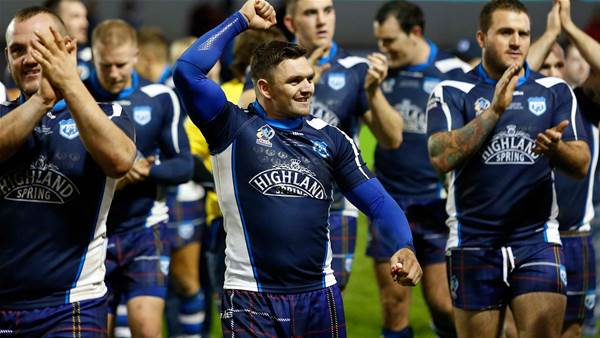 Ten things you didn't know about rugby league in Scotland