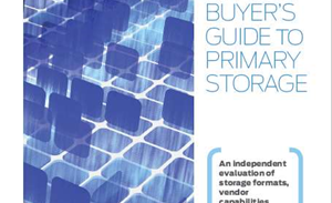 The Buyer's Guide to Primary Storage
