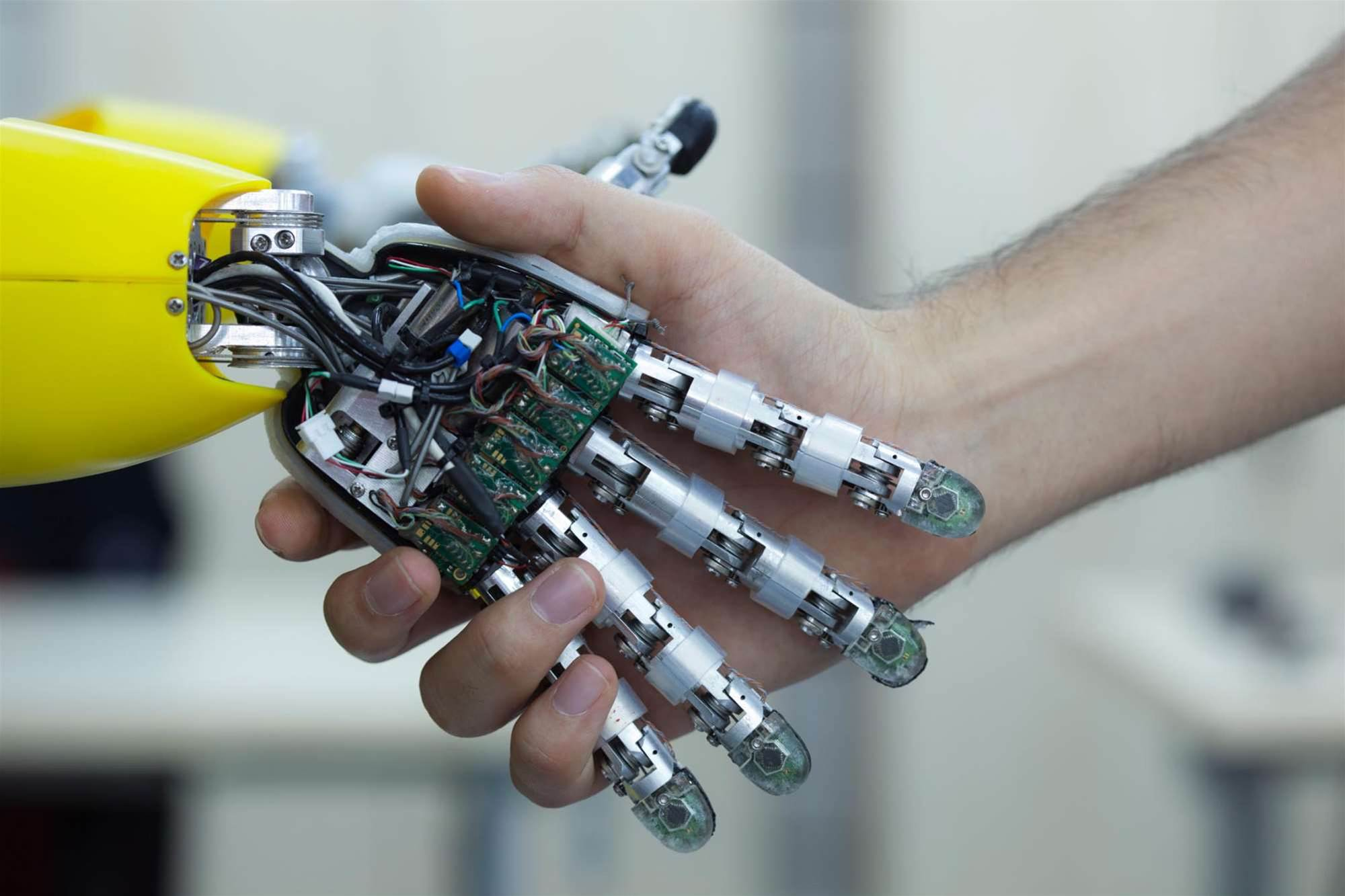 Could machine learning replace the CIO function?