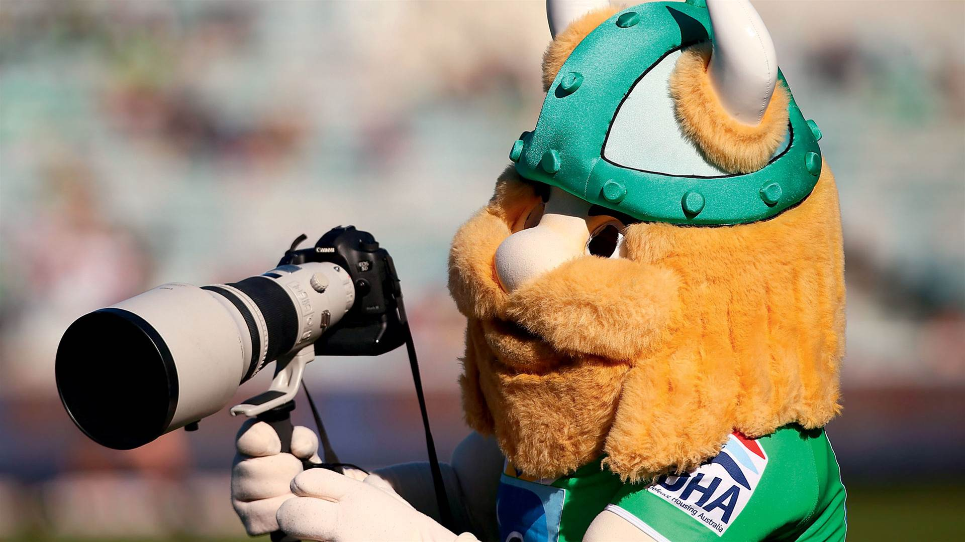 Caption this pic for chance to WIN NRL supporter pack!