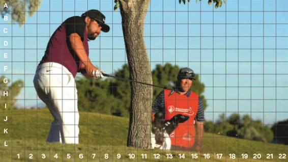 Spot Spaun's ball & WIN two dozen Mizuno balls