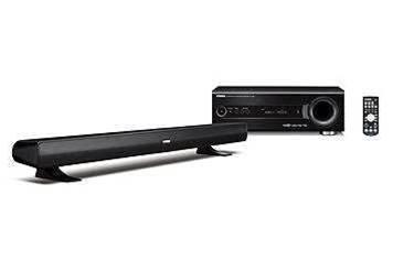 First Look: Yamaha YHT-S400 sound bar