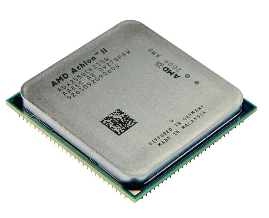 AMD's Athlon II X2 255 is made mostly of fail