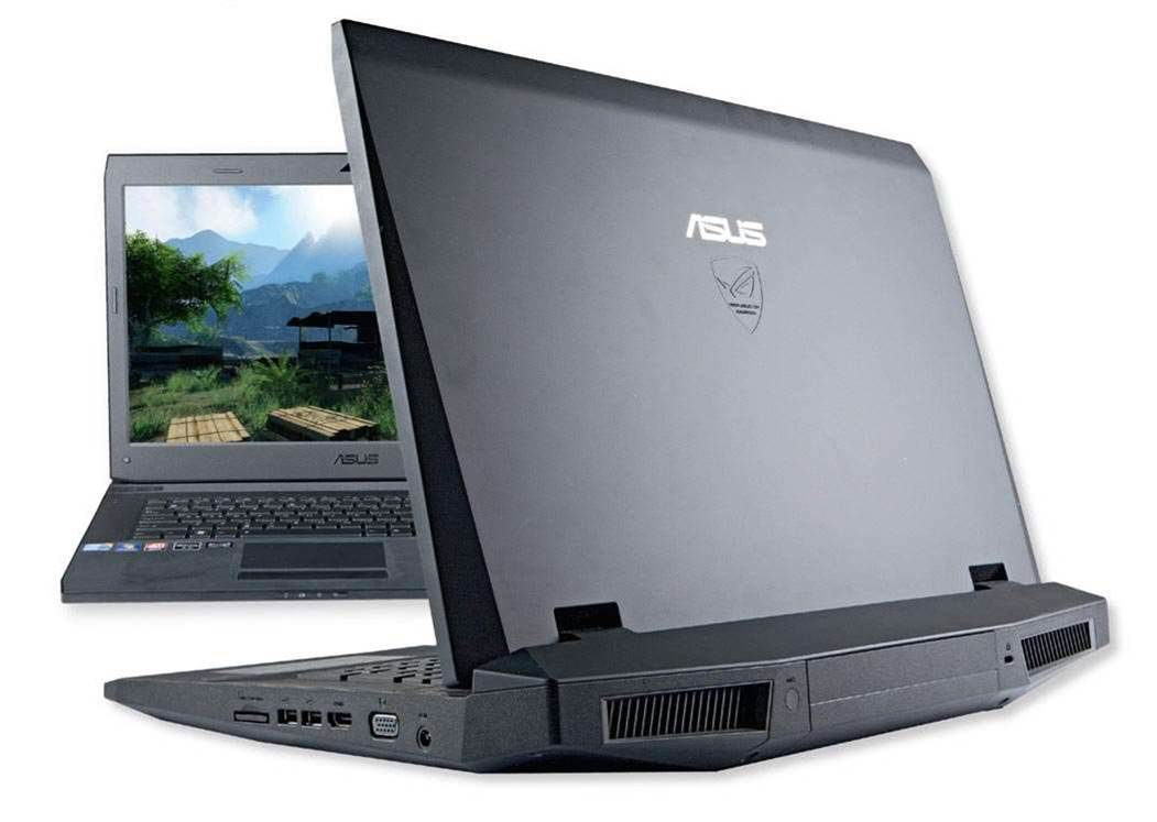 ASUS' G73Jh-TZ008X notebook goes off