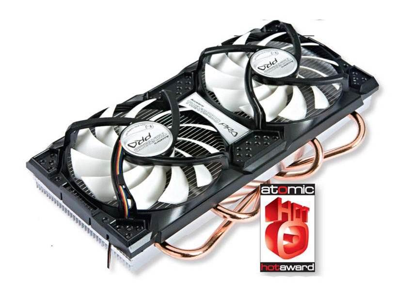 Arctic Cooling's Accelero TWIN TURBO Pro rocks!